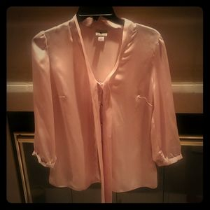 Worn once Silk Blouse!